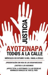 10-2014-Ayotzinapa-Migracion-Migrante