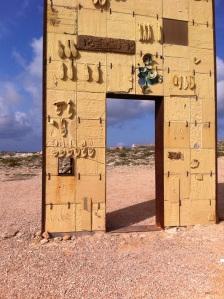 Es en el Mediterraneo, La LLamada Puerta de Europa