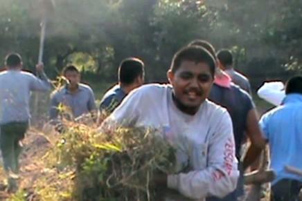 Normalistas de Ayotzinapa antes dedesaparecer