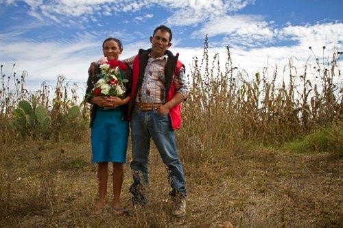 Maria Delmi Valle Zuñiga y José Yanel Valle Zuñiga