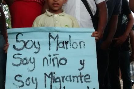 Mensaje del Movimiento Migrante Mesoamericano a la diputada Patricia PeñaRecio