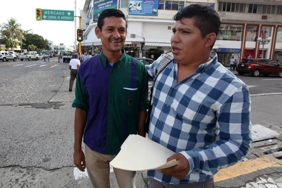 Localiza el @MMMesoamericano a migrante desaparecido enVeracruz