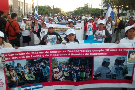 Columna: La dolorosa travesia de la caravana de madres centroamericanas