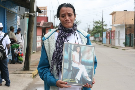 Madres de migrantes desaparecidos envian carta al PapaFrancisco