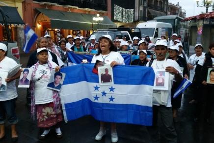 COMUNICADO DE PRENSA(CENCOS): Caravana de Madres Centroamericanas