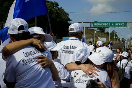Los frutos de la caravana de madres centroamericana #NosHacenFaltaTodos