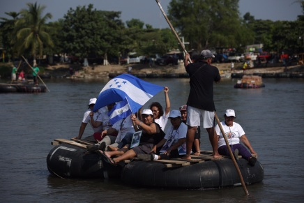 Carta al papa Francisco: Caravana de madres centroameriacanas