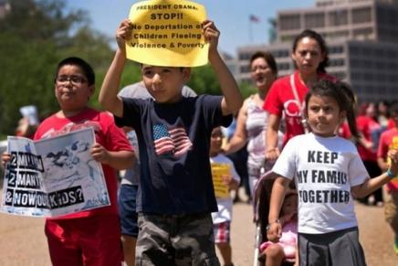 Organizaciones civiles alertan ante deportación de 10 mil niñosmigrantes