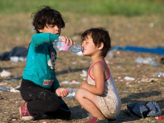 niños sirios 1