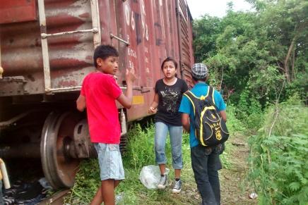 Se dispara cifra de menores migrantes en transito porMexico