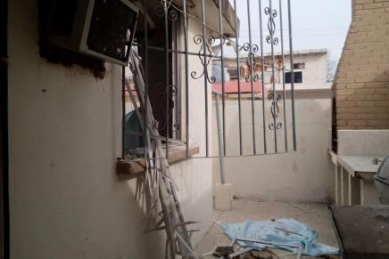 Explota casa de seguridad en Tamaulipas con migrantessecuestrados