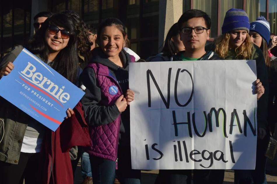 El dia que le ganamos al racismo de Donald Trump: MinSaldivar