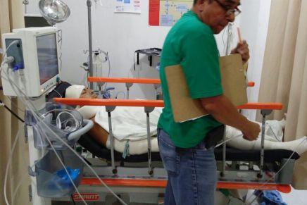 Atacan a migrantes a bordo del tren enVeracruz