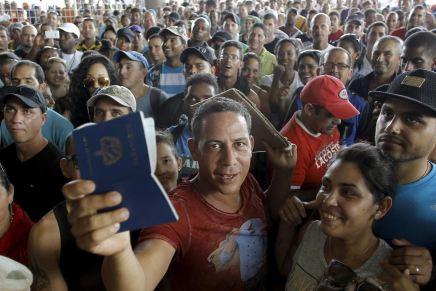 Crisis de migrantes cubanos se reactiva enPanamá