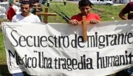 Consul de Honduras niega violaciones a derechos humanos de migrantes enMexico.