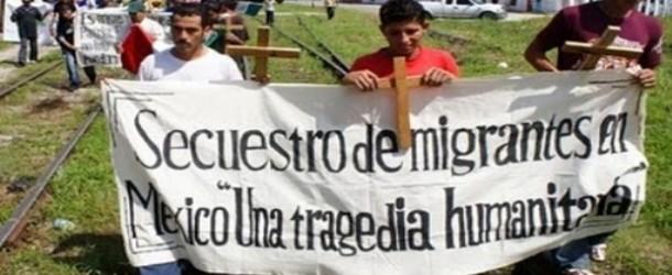 secuestro a migrantes