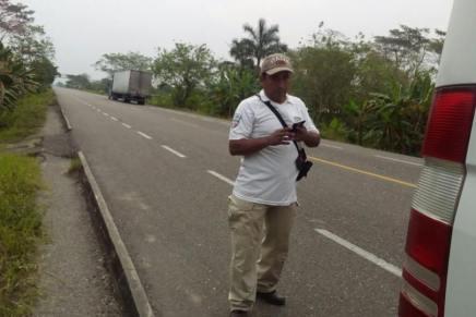 VIDEO: Agente de migracion golpea a ciudadano enTabasco