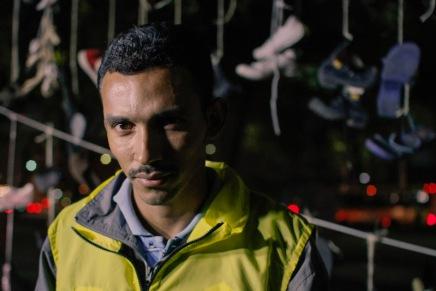 COMUNICADO: Agreden a Alberto Donis coordinador del albergue Hermanos en elCamino