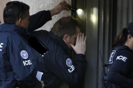 Preparan una ola de agresivas redadas contra familias migrantes en losEEUU