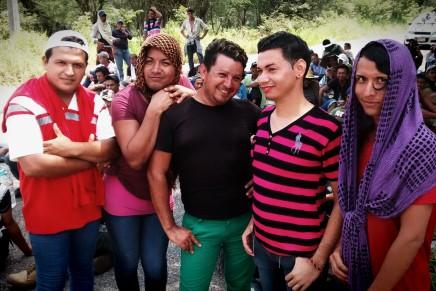 Chiapas uno de los estados que más recibe migrantes de la comunidadLGBTTI