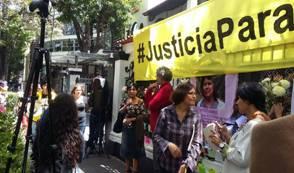 Accion Global #JusticiaParaBerta