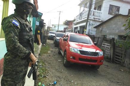 """""""Operacion Coyote"""" Honduras va contra traficantes depersonas"""