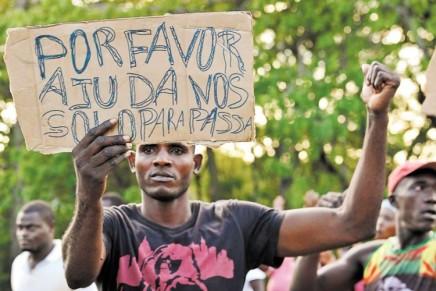 La terrible travesia de los migrantes africanos por Centro ySudamerica