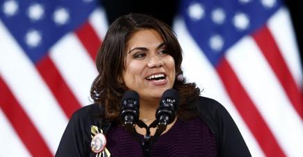 Astrid Silva, la activista mexicana que pide frenar a DonaldTrump