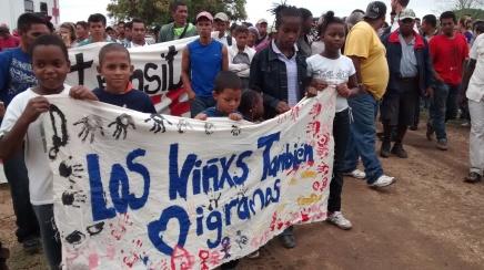 El sueño de los niños migrantes deCentroamérica
