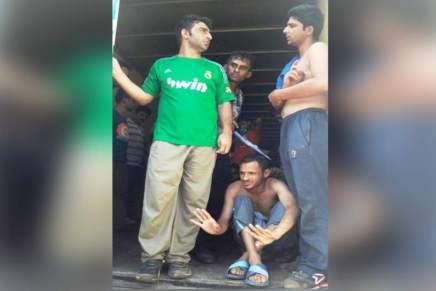 Detienen a doce migrantes pakistanies en la frontera conHonduras