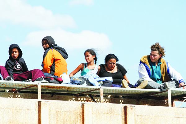 Asaltantes balean a niña migrante salvadoreña en San LuisPotosí