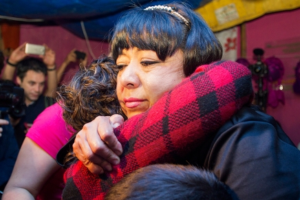 Lost Guatemalan Sisters Reunite for the First Time Since Childhood