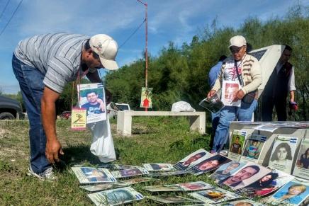 Logra caravana primeras denuncias en Tamaulipas por desaparición demigrantes