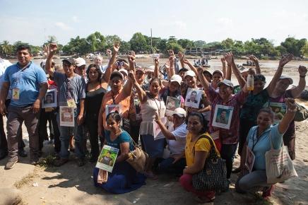 Mensaje de la Caravana de Madres de Migrantes Desaparecidos ¡MUROS NO, PUENTESSI!