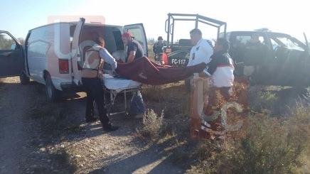 Atacan a migrantes en Coahuila, hay 4 heridos, un muerto y un menordesaparecido