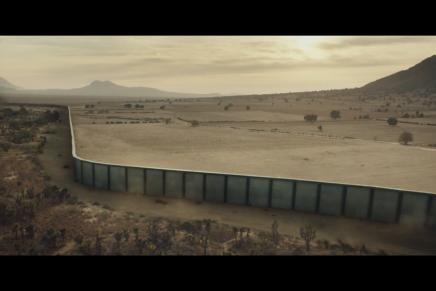 Mira el comercial del muro de Trump que no quisieron trasmitir durante el SuperBowl