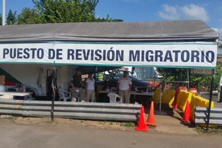 Estados Unidos financia el Plan Frontera Sur en Mexico para deportar migrantes centroamericanos