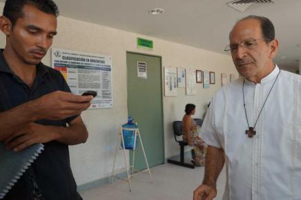 Arremete alcalde contra el activista y defensor Alberto Donis, colaborador del PadreSolalinde