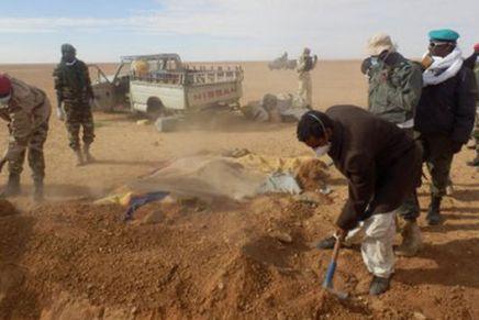 Mueren de sed 44 migrantes en el desierto del Sahara, entre ellos 4bebes
