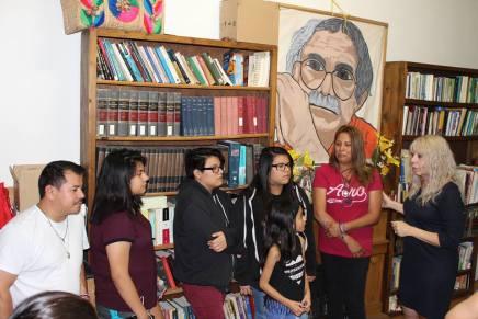 Familia migrante se refugian en Iglesia de Chicago ante orden dedeportacion