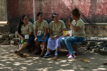 Central American Parents Look for Clues in Prison