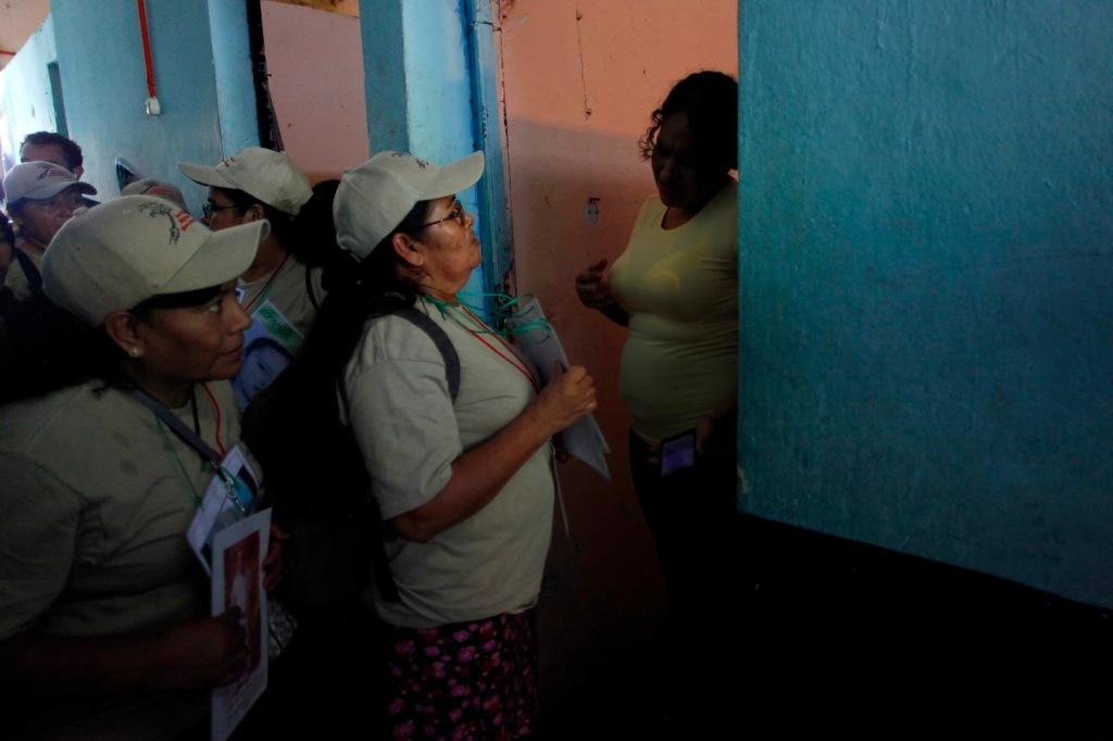Zona de tolerancia, Huixtla, Chiapas