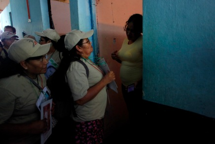 Faith Behind the Closed Doors of Huixtla, Chiapas