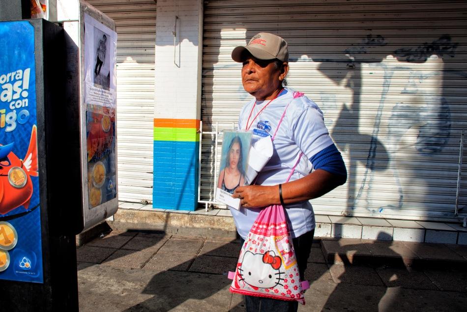 """""""¿Le han visto?"""", la pregunta constante de las madres centroamericanas"""