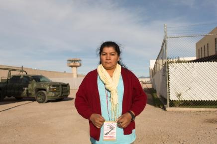 Caravana de Madres Centroamericanas, logra otro reencuentro de madresalvadoreña