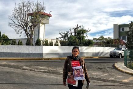 Caravana de Madres continúan búsqueda en Centros Penales deMéxico.