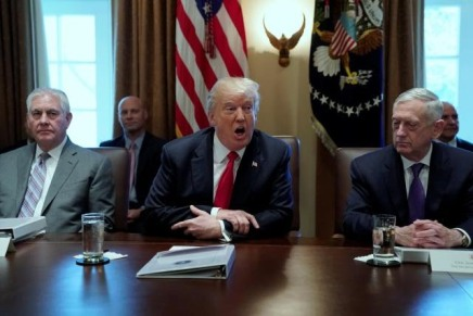 """Donald Trump se refiere como """"Paises de Mierda"""" a lugares de donde provienen losmigrantes"""