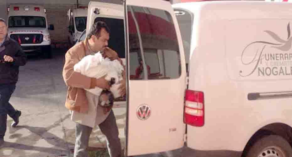 Fallece bebè migrante originario de Honduras por fuerte frio en Nogales,Mèxico