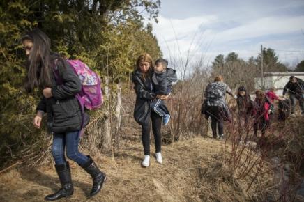 Canadà se prepara ante la llegada masiva de migrantes salvadoreños que huyen de DonaldTrump