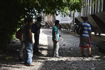Mexico deporto en 2017 a mas migrantes hondureños que EstadosUnidos
